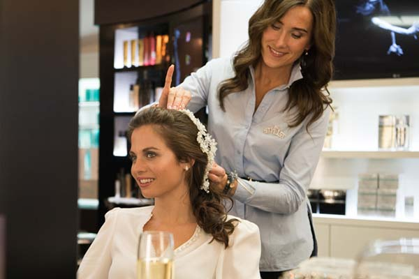 Pampering the Harrods way