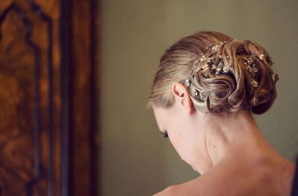 Catwalk hair by Carmichael & Koniak Brides