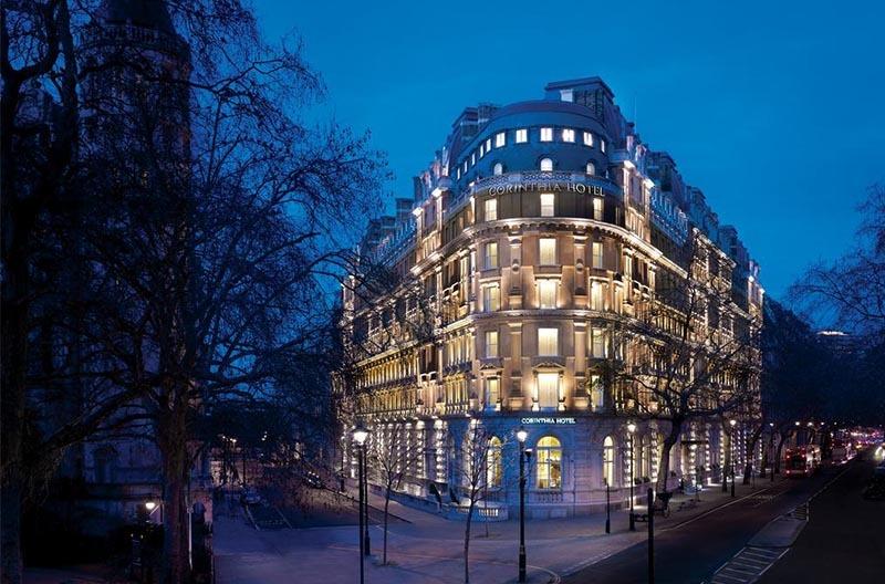 Take a sneak peek inside the Corinthia Hotel London