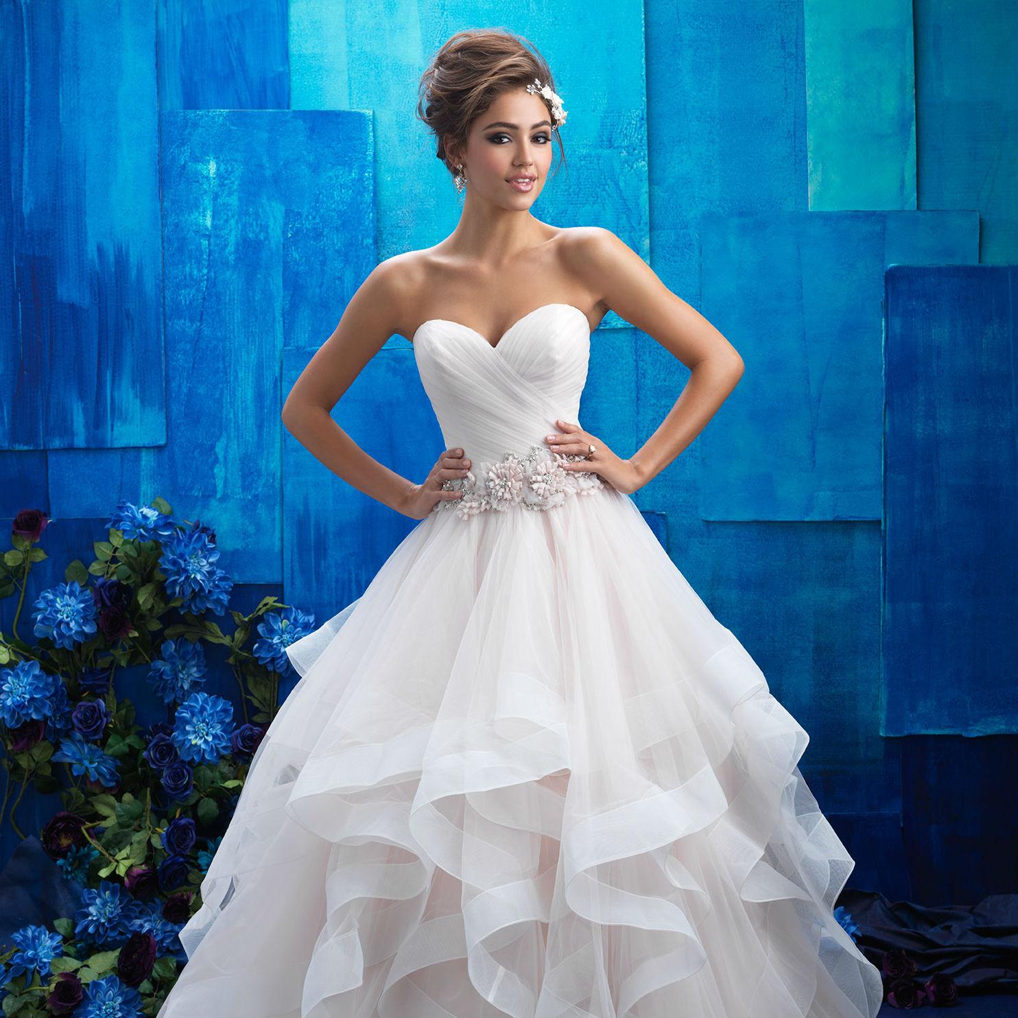 Allure Bridals | B10