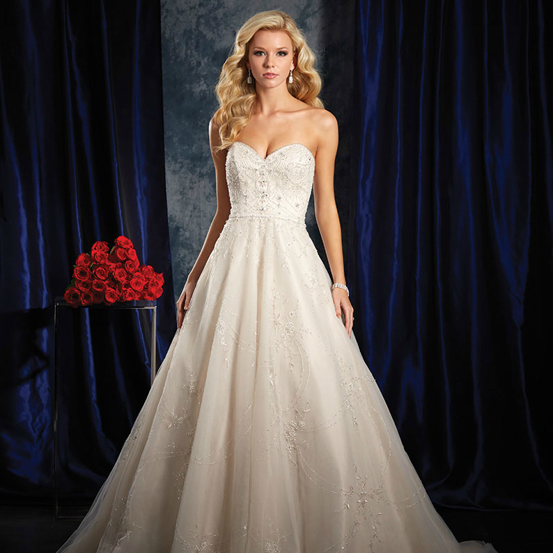 Alfred Angelo- Sapphire Bridal | C13