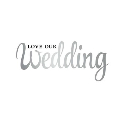 Love Our Wedding logo
