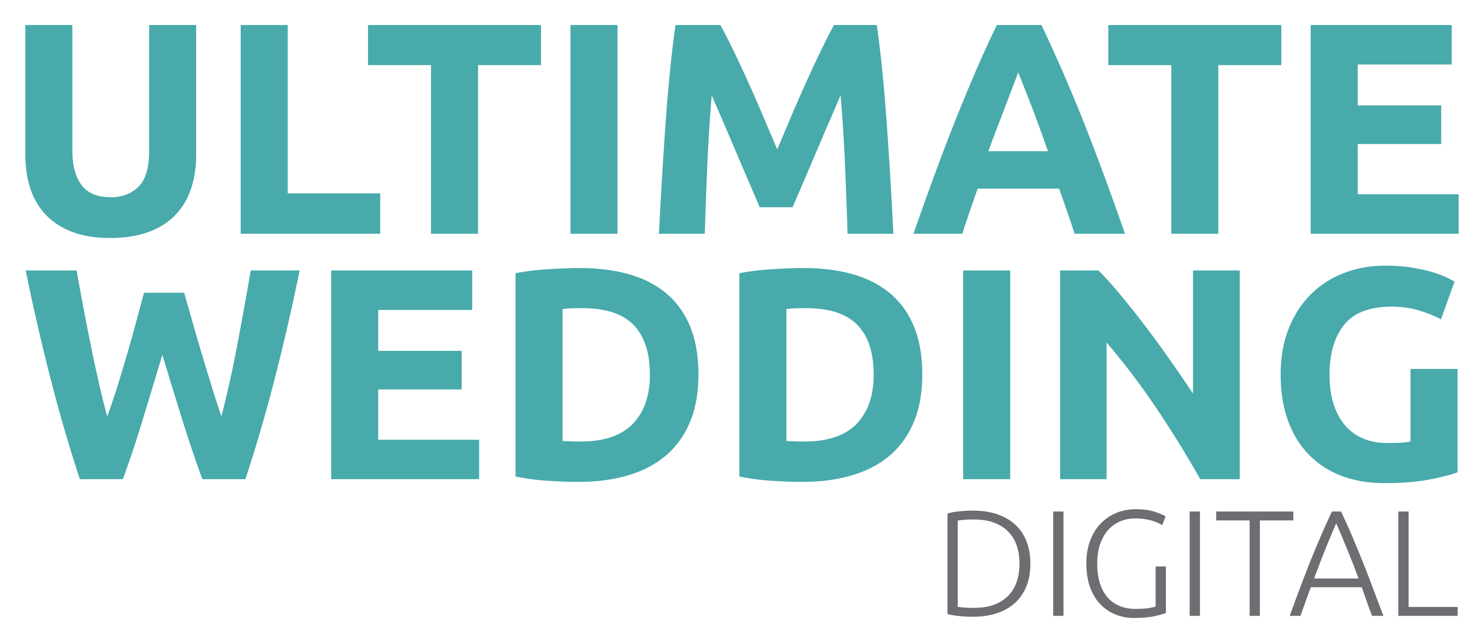 Ultimate Wedding Mag logo