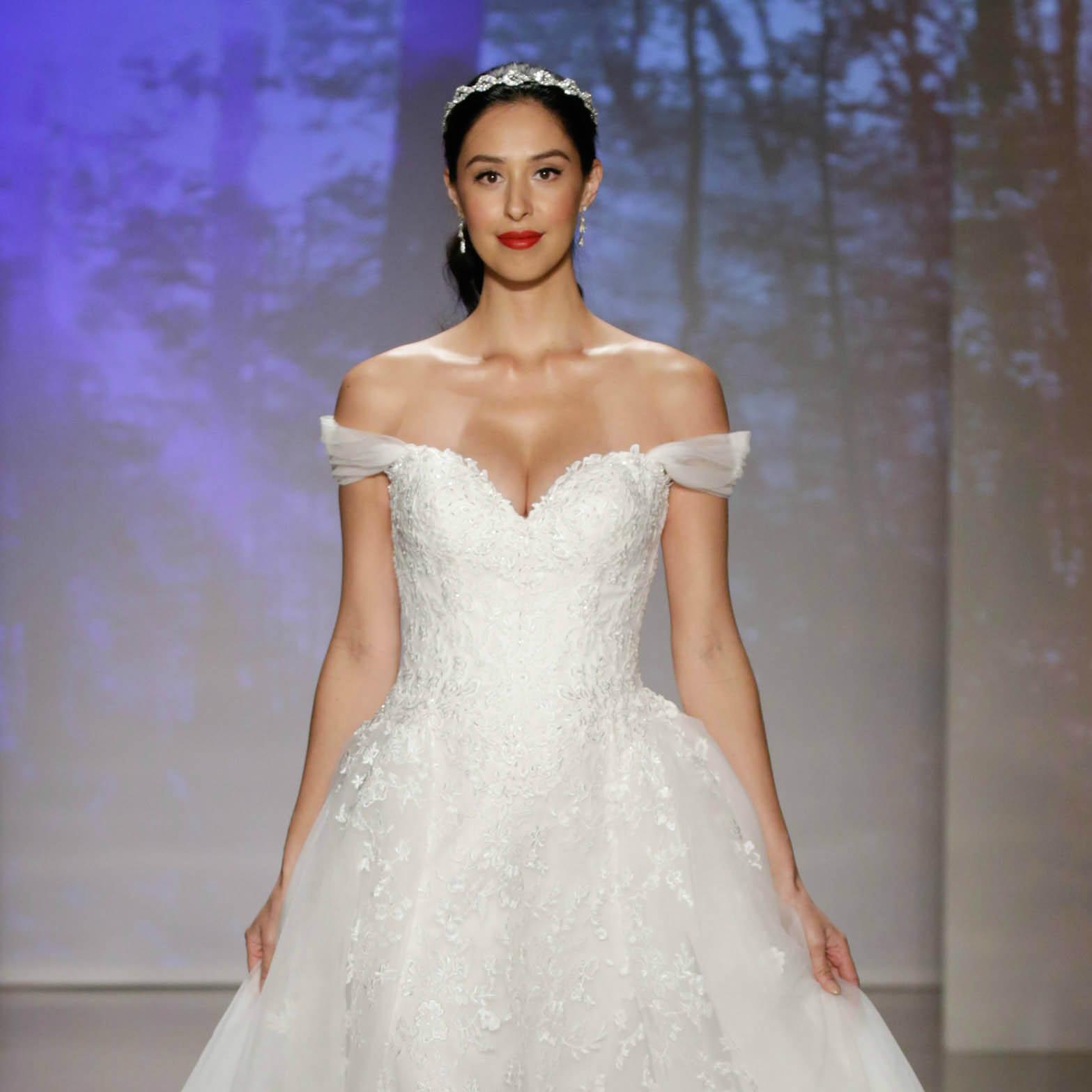 Alfred Angelo- Disney Fairy Tale Weddings Bridal | C13