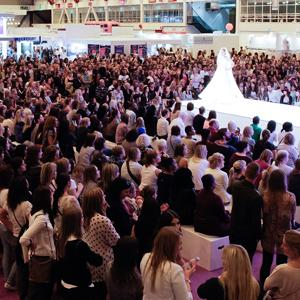 The National Wedding Show celebrates another successful season