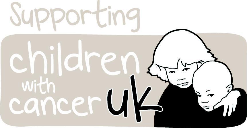 children with cancer logo