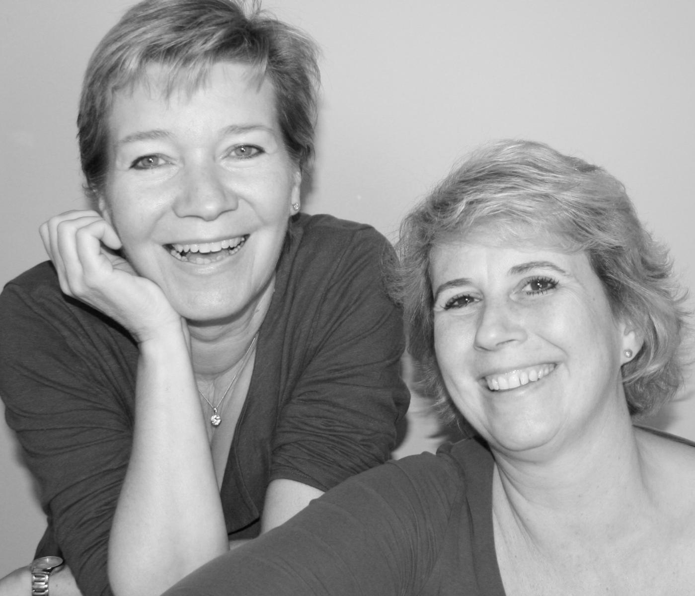 Louise Bentley Christine and Jane