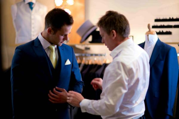 The Groom's Room announces second store