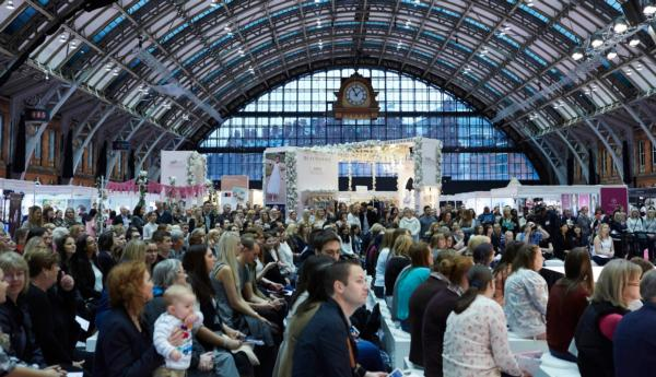The National Wedding Show buzzes with brides