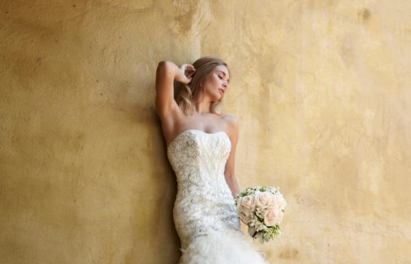 Rustic romance from Fiore Couture