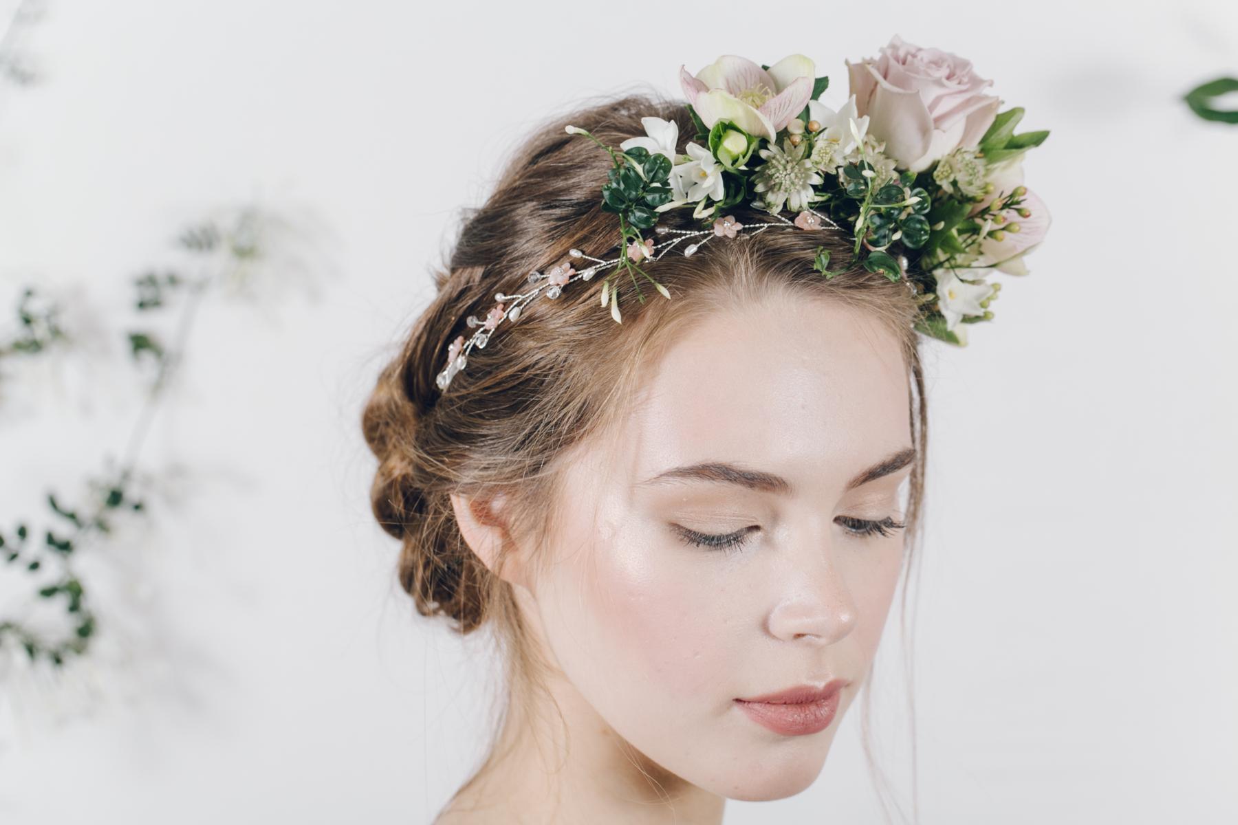 awards finalist unveils new hair accessories - bridal buyer home