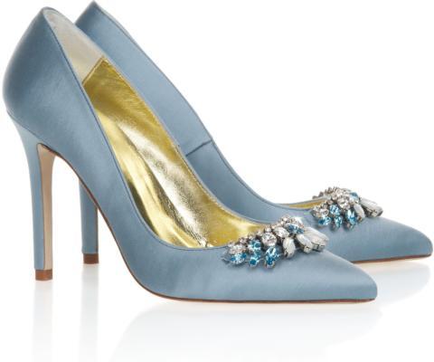 Something blue from Freya Rose