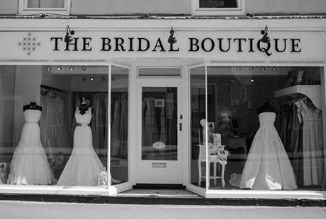 the bridal boutique
