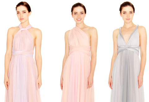 Ombre Collection from twobirds Bridesmaid