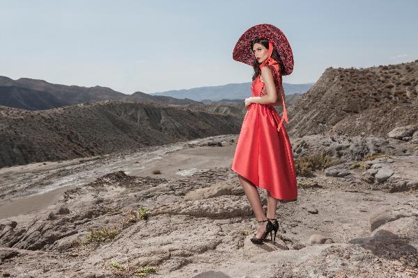 Scarlett by Sonia Peña