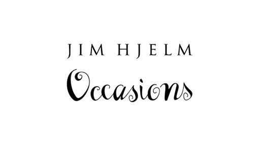 Jim Hjelm Occasions