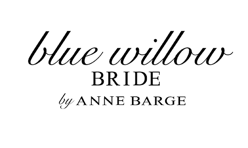 Blue Willow Bride by Anne Barge