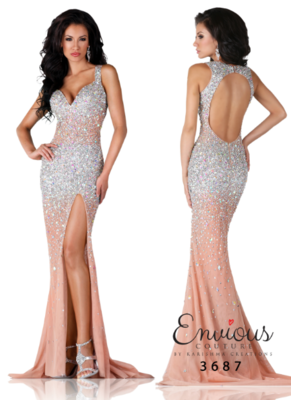 Envious Couture Prom by Karishma Creations