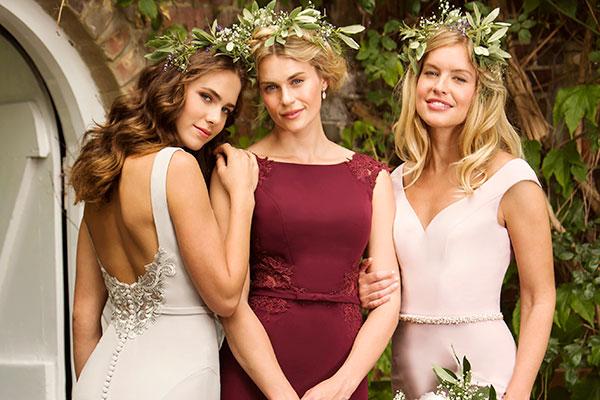 Brilliant bridesmaids