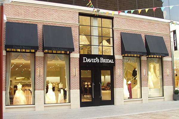 Could David's Bridal go bankrupt in 2017?