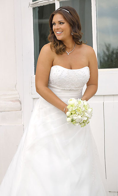 42ccd850596 The Ladybird plus size collection offers sexy and elegant wedding dresses  in various designs. Linked In Twitter Facebook. Ladybird is one of the  strongest ...