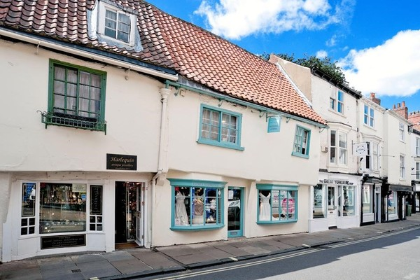 FOR SALE: Wedding Shop & Design Studio, York