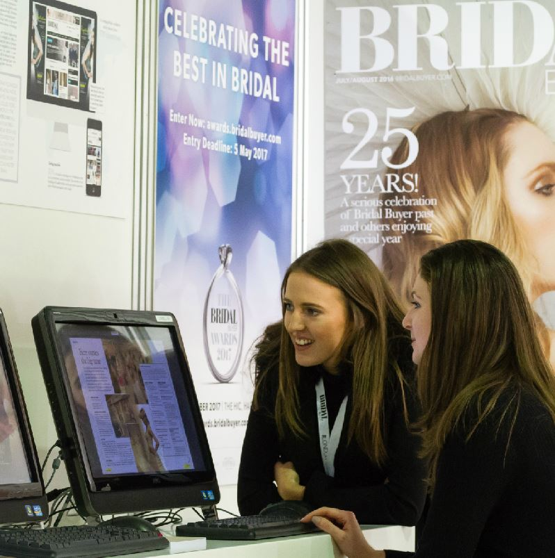 BRIDAL BUYER BUSINESS LOUNGE