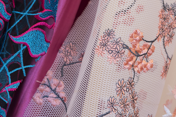 The finest fabrics