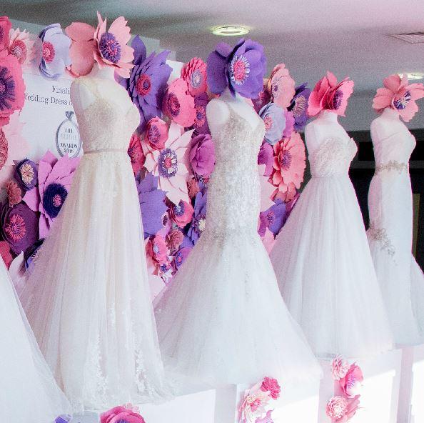 WEDDING DRESS OF THE YEAR