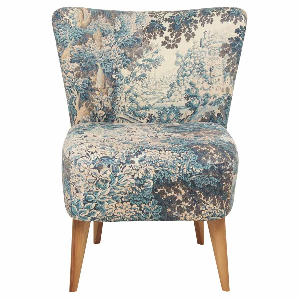 Tapestry Arm Chair
