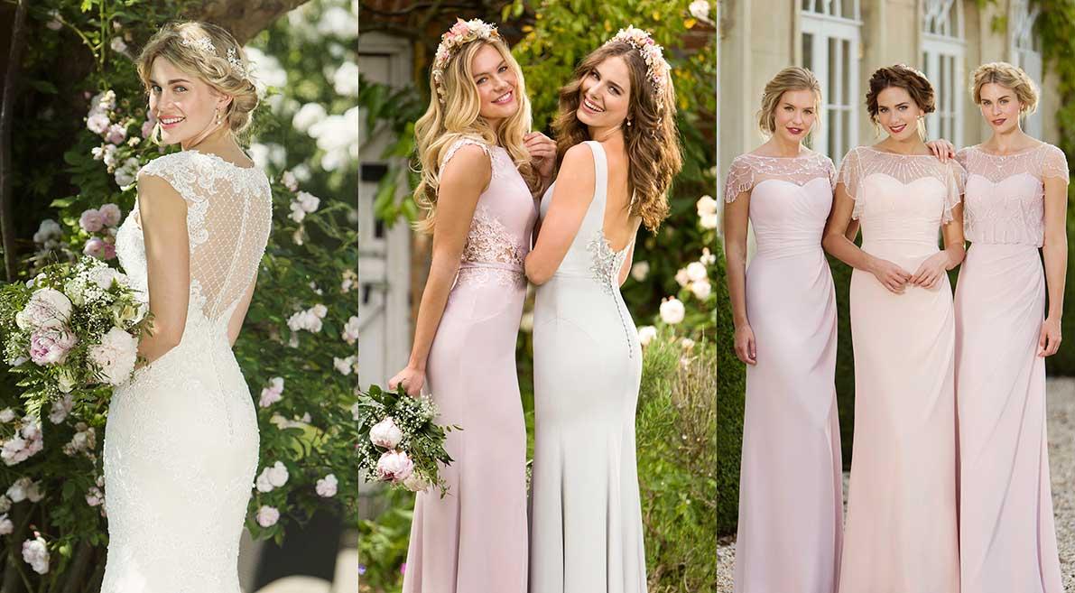 True Bride | True Bridesmaids | Luna by Nicki Flynn
