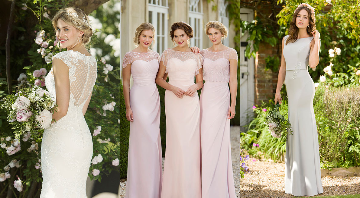 True Bride | Luna by Nicki Flynn | True Bridesmaids