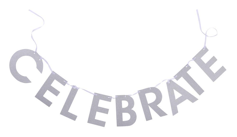 Celebrate Bunting