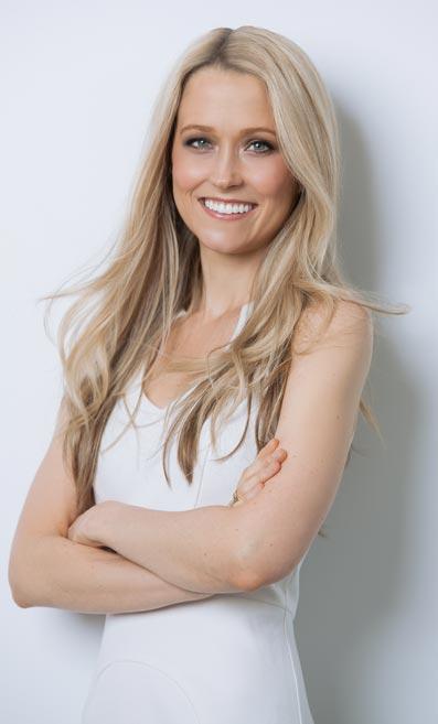 Allison Webb, JLM Couture's New Head Designer
