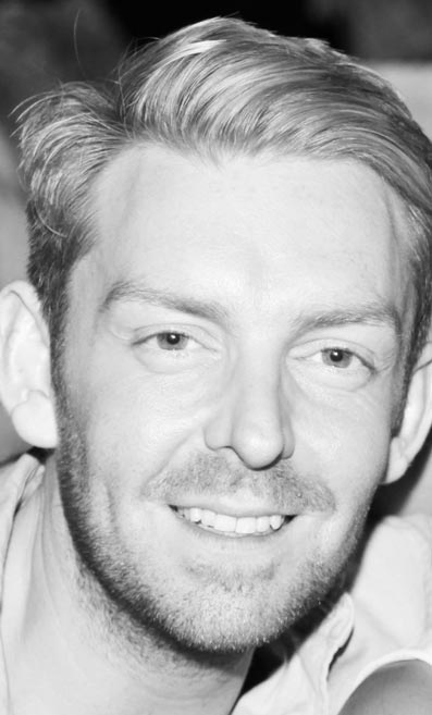 Bradley Taylor, Judge of Best In-Store Design
