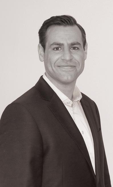 Antony Behiels, Judge of Best In-Store Design