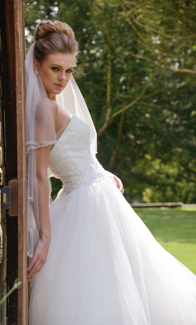 Catherine Parry Reveals New Bridal Brand at Harrogate