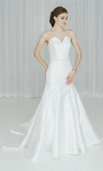 Christie Couture Collection Wedding Dress
