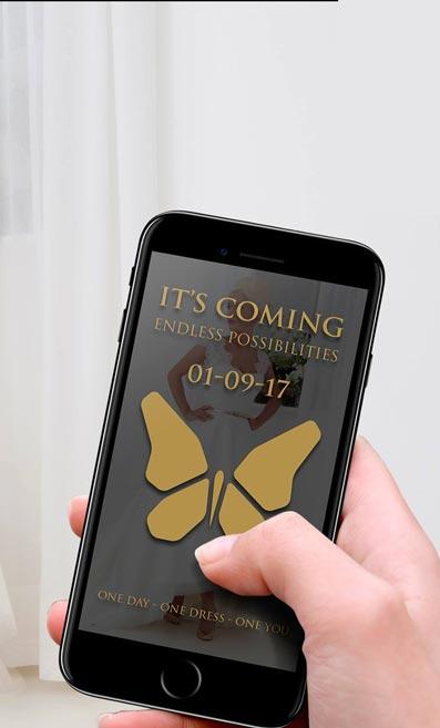House of Mooshki Launch Wedding Dress App