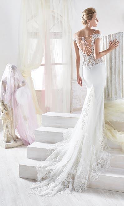 Nicole Milano Wedding Dress