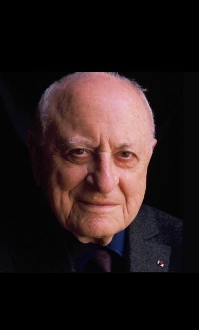 Pierre Berge, co-founder of Saint Laurent