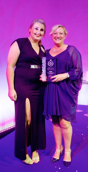 Winner of Bridalwear Retailer of the Year – England