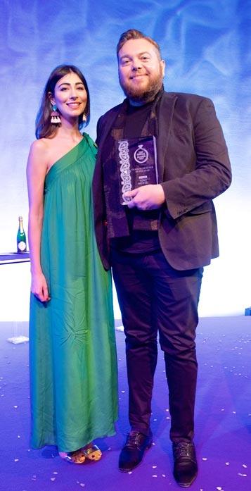Winner of In-House Designer of the Year
