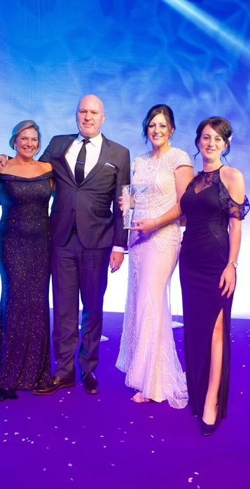 Winner of Supplier Customer Service of the Year