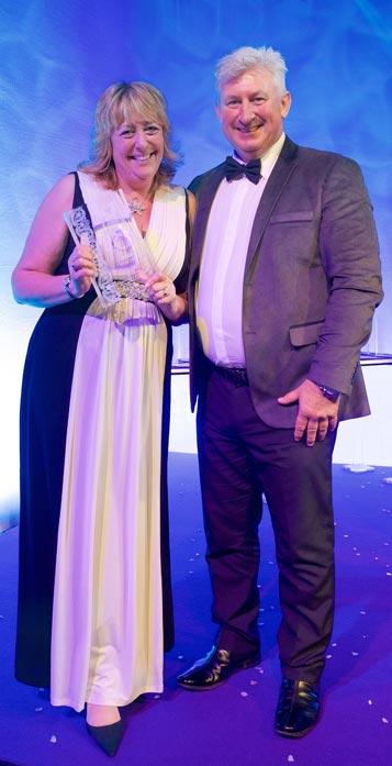 Winner of Bridalwear Manufacturer of the Year