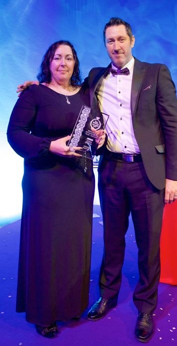 Winner of Bridalwear Retailer of the Year – Ireland