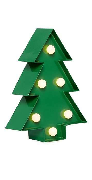 Light-Up Christmas Tree
