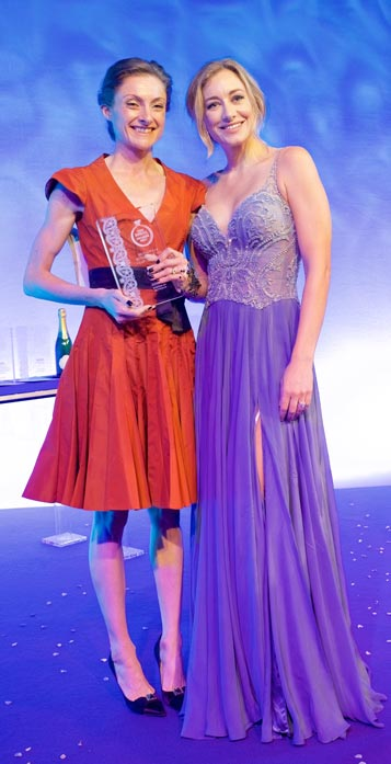 Winner of Bridalwear Retailer of the Year – Scotland