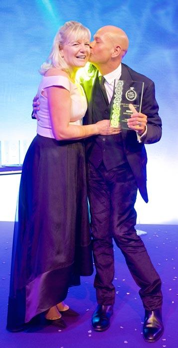 Winner of Best Occasionwear Manufacturer