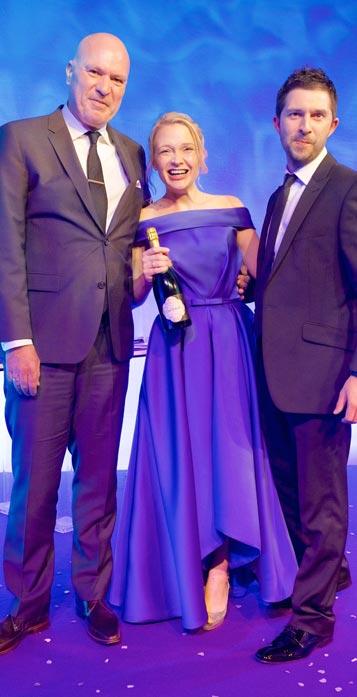 Winner of Bridalwear Retailer of the Year – Wales